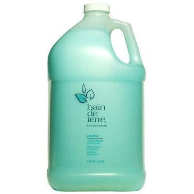 Bain De Terre Jasmine Moisturizing Shampoo, 128 Fluid Ounce