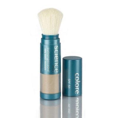 Colorescience Pro Sunforgettable Mineral Powder Brush SPF 50 Matte 0.21 oz.