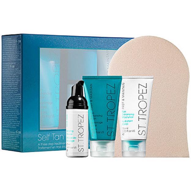 St. Tropez Tanning Essentials Self Tan Starter Kit