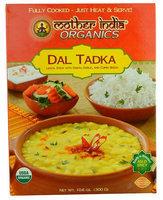 Great Eastern Sun Mother India Organics Dal Tadka 10.6 oz