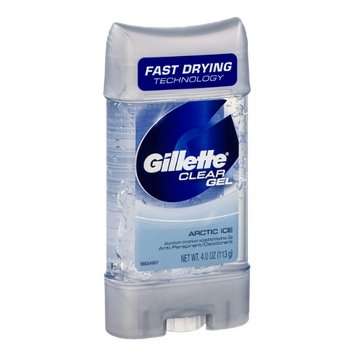 Gillette Clear Gel Anit-Perspirant/Deoderant Arctic Ice