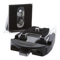 Manfrotto 384 Dove Tail Quick Release System