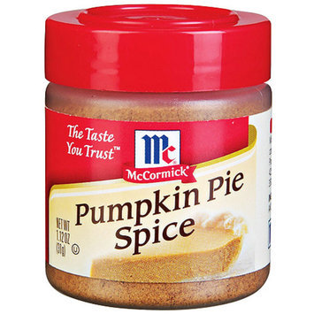 McCormick® Pumpkin Pie Spices