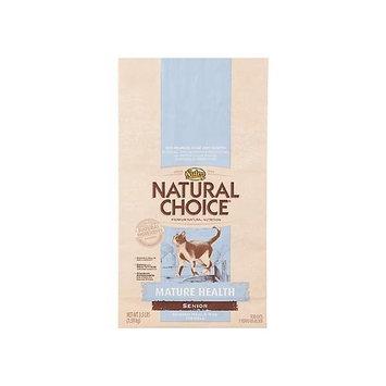 Natural Choice Cat Natural Choice Chicken Meal and Rice Formula Mature Health Senior Cat Food, 7-Pound