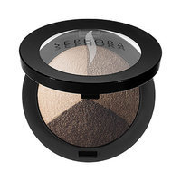 SEPHORA COLLECTION MicroSmooth Baked Eyeshadow Trio 11 Indian Summer