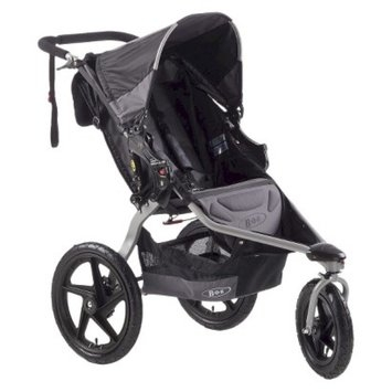 BOB Revolution SE Single Stroller - Black