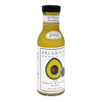 Briannas Home Style Dijon Honey Mustard Dressing