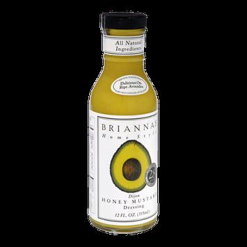 Briannas Home Style Dijon Honey Mustard Dressing