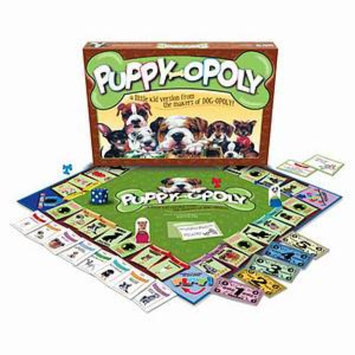 Puppy-opoly Game Ages 5+, 1 ea
