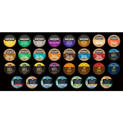 The Coffee Mix 30 COFFEE MIX! PICK YOUR OWN FLAVORs 30 Sampler... 30 of your choosing! YOU Decide!