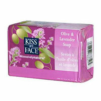 Kiss My Face Corp. Kiss My Face Bar Soap Olive and Lavender 8 oz