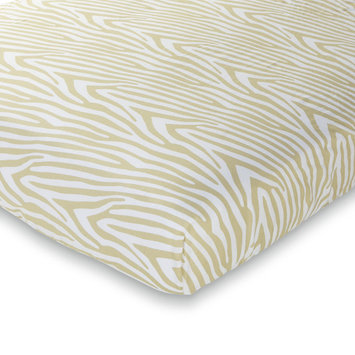 Summer Infants Crib Sheet Zebra Print - SUMMER INFANT PRODUCTS, INC.