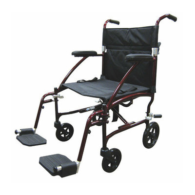 Drive Medical Fly-Lite Transport Wheelchair