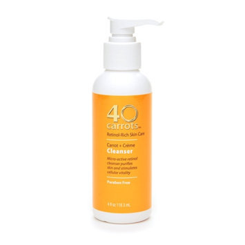 40 Carrots Carrot + Creme Cleanser