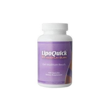 LIPOQUICK - Maxium Fat Burner - Lose Weight Fast