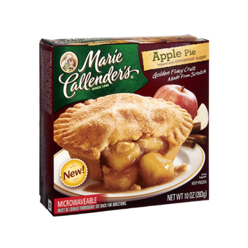 Marie Callender's Microwaveable Apple Pie