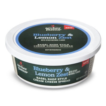 Schreiber Foods AF Blueberry Lemon Cream Cheese 8oz