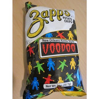 Zapp's Potato Chips - NEW ORLEANS KETTLE STYLE VOODOO - 2 x 5 oz