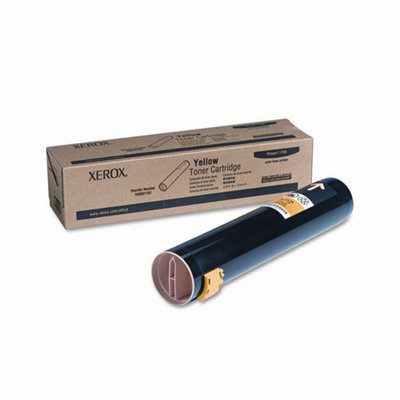 Xerox XEROX 106R01162 Toner Cartridge For Phaser 7760 Yellow