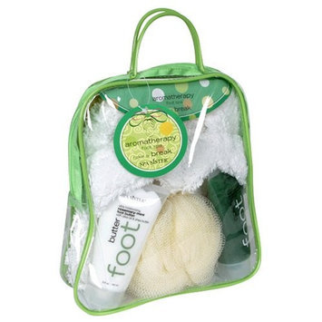 Spa Sister Aromatherapy Foot Spa, 1 gift set