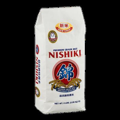 Nishiki Medium Grain Rice