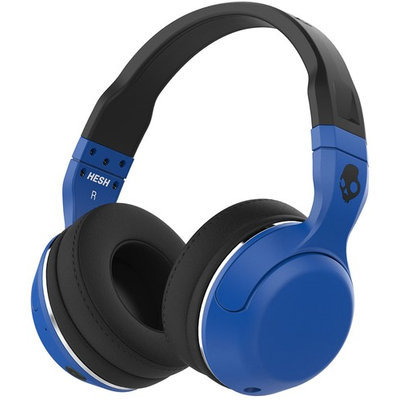 Skullcandy - Hesh 2 Over-the-ear Wireless Headphones - Blue/black