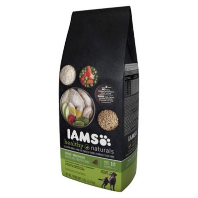 IAMS Iams Healthy Naturals Adult Dog Food Chicken + Barley Recipe Dry Dog