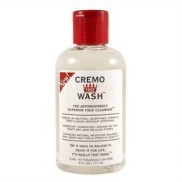 Cremo Cream Cremo Wash Superior Face Cleanser 6 fl. oz