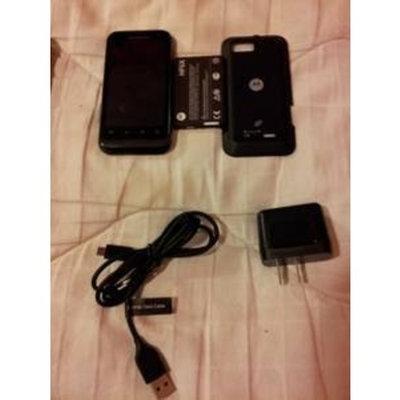 Motorola Defy XT Prepaid Cell Phone (Straight Talk)