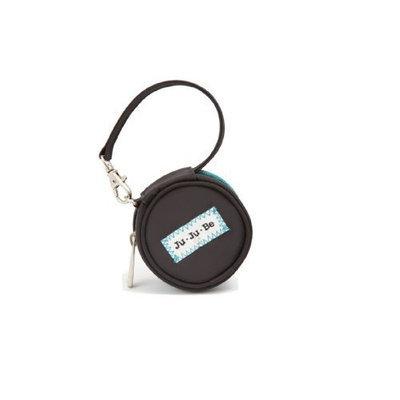 Ju Ju Be Ju-Ju-Be Paci Pod Pacifier Holder, Black/Teal (Discontinued by Manufacturer)