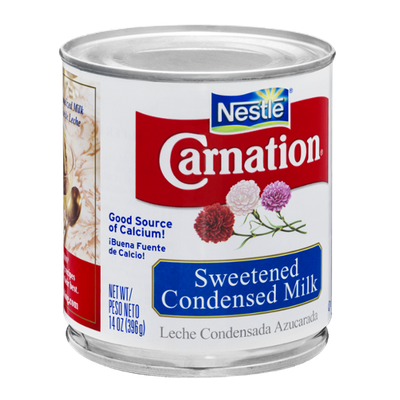 Nestlé Carnation Sweetened Condensed Milk