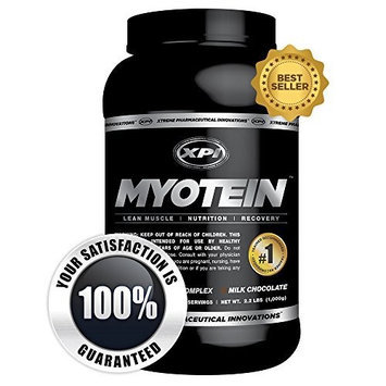 XPI Myotein (Chocolate) - Best Whey Protein Powder / Shake - Great Tasting Protein Powder for Weight Loss & Muscle Growth - Hydrolysate, Isolate, Concentrate & Micellar Casein