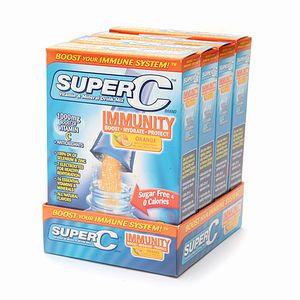 Super C Immunity Vitamin & Mineral Drink Mix