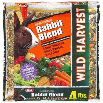 8In1: Wild Harvest Super Premium Rabbit Blend Pet Food, 4 Lb