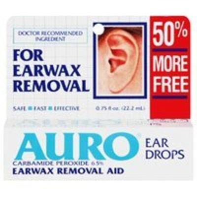 Auro Earwax Removal Aid Ear Drops