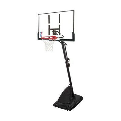 Huffy Spalding Polycarbonate Portable Basketball System - 50