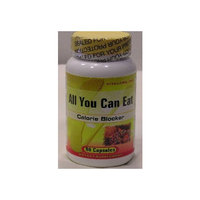 All You Can Eat- Fat, Sugar and Starch Blocker