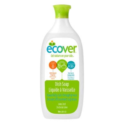 Ecover Liquid Dish Soap, Lime Zest, 25 fl oz