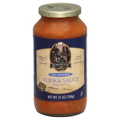 Bonavita Pasta Sauce Vodka Sauce 25 Oz Pack Of 6