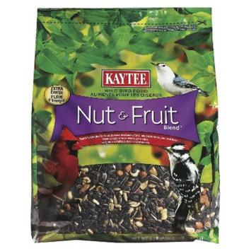 Kaytee Nut and Fruit Blend Bird Food - 5 lb.