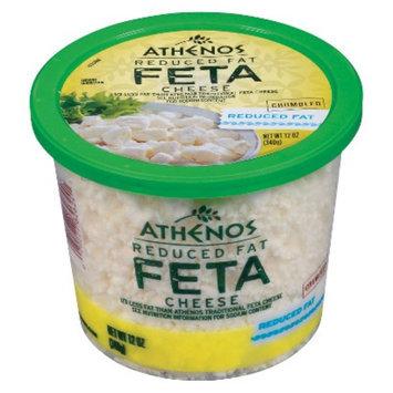 ATHENOS Athenos Reduced Fat Feta Cheese
