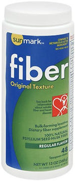 Sunmark Fiber Laxative Original Texture, Regular Flavor 13 oz by Sunmark