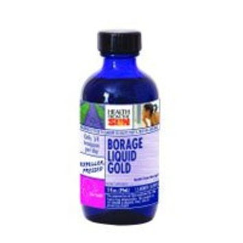 Health From The Sun /arkopharma Health From The Sun Borage Liquid Gold 2 oz ( Multi-Pack)