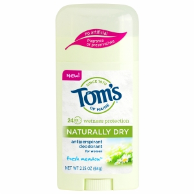 Tom's Of Maine Tom's of Maine Naturally Dry Antiperspirant Deodorant for Women, Fresh Meadow, 2.25 oz