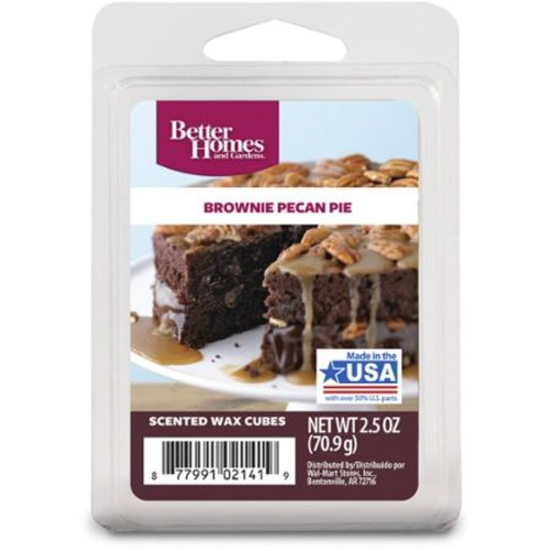 Better Homes and Gardens Brownie Pecan Pie Fragrance Wax Cubes