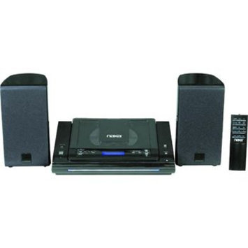 Naxa MP3/CD Micro System with PLL Digital AM/FM Stereo Radio