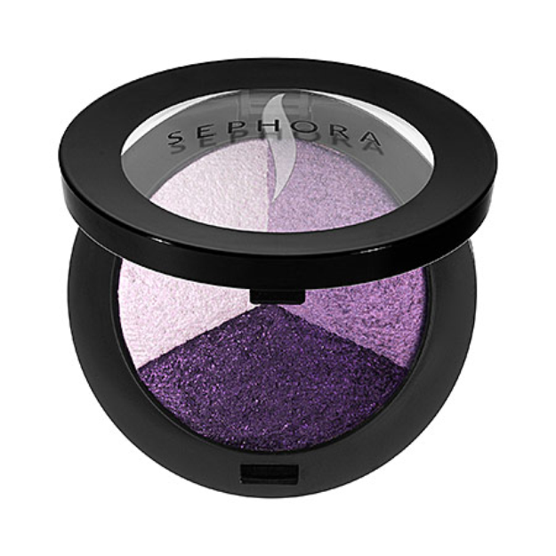 SEPHORA COLLECTION Microsmooth Eyeshadow Trio 06 Ultraviolet