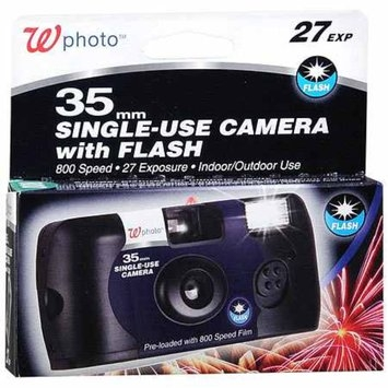 Walgreens 35mm Single-Use Camera with Flash