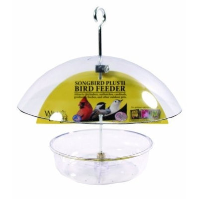 Droll Yankees Wild Delight Songbird Plus II Dome Bird Feeder