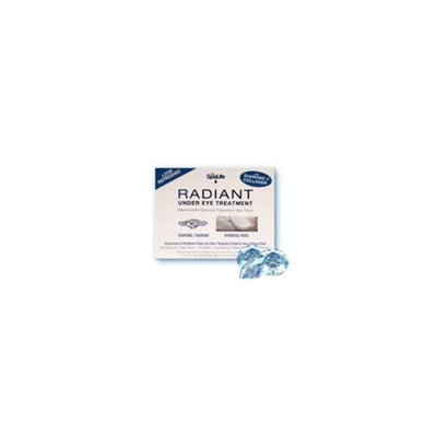 My Spa Life Radiant Under Eye Treatment With Diamond & Collagen - 12 Treatments, 2 Pack Of 6